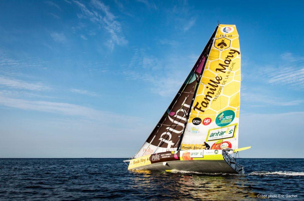 Groupe Kermarrec sponsor de Romain Attanasio