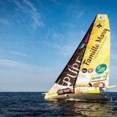 Route du Rhum 2018 Le Groupe Kermarrec sponsor du skipper Romain ATTANASIO