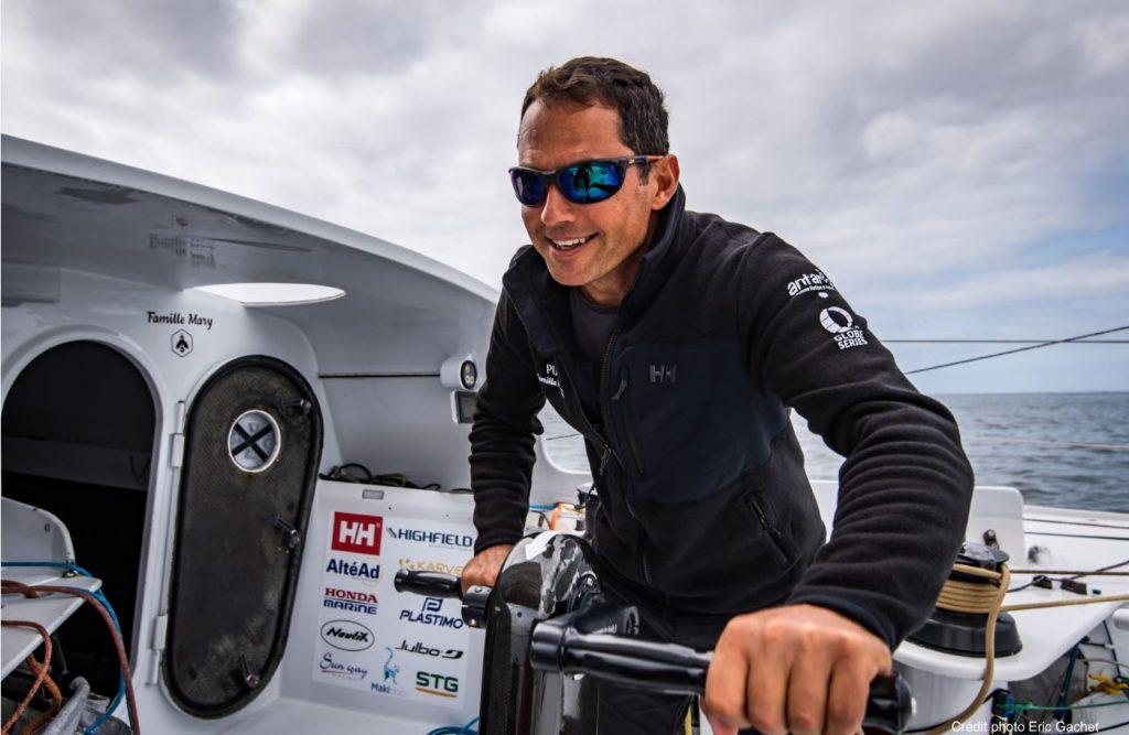 Groupe Kermarrec sponsorise Romain Attanasio