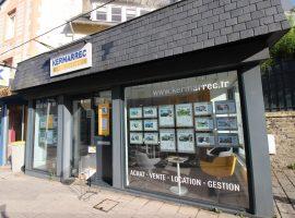 Agence immobilière de Saint-Malo Paramé