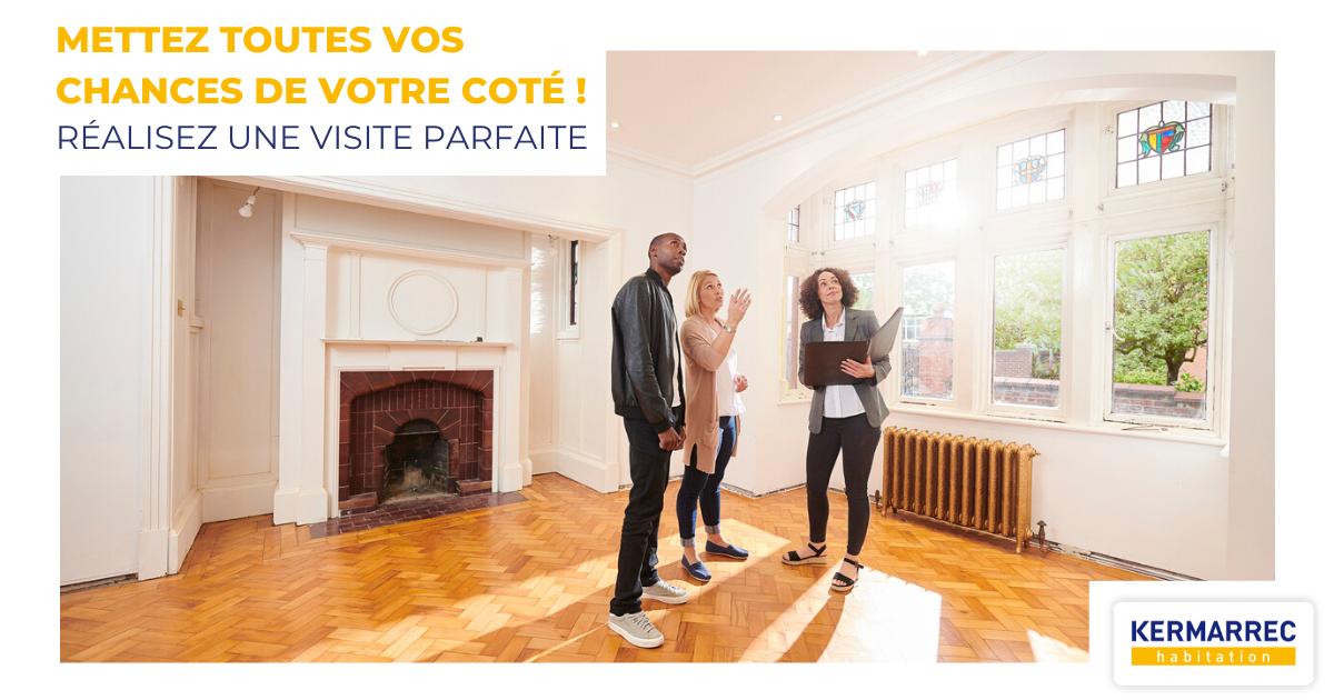visuel visite d'une maison ou d'un appartement kermarrec-habitation