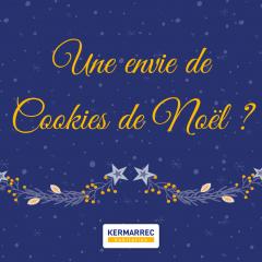 En route pour les cookies de Noël !