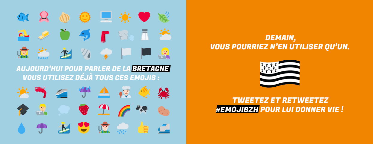 visuel emoji drapeau breton