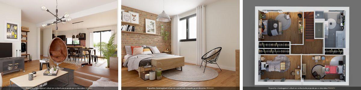 amenagement 3d digital kermarrec habitation agence immobilière