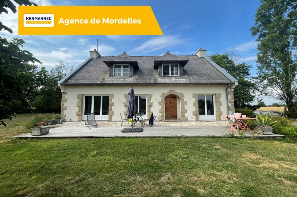 Maison 6 pièces - 130 m² environ - 45371335a.jpg | Kermarrec Habitation